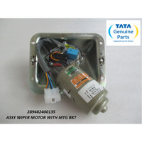 TATA MOTORS XENON RX ASSY WIPER MOTOR WITH MTG BKT 289482400135
