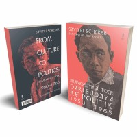 Buku Pramoedya A. Toer Dari Budaya ke Politik 1950-1965
