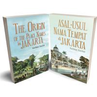 Buku Asal Usul Nama Tempat di Jakarta Edisi Dua Bahasa