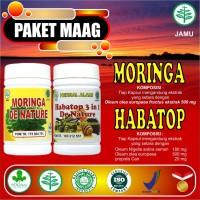 Paket Obat Maag De Nature Sehat dan Alami