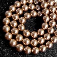 Swarovski Pearl 5mm - Bronze Mutiara