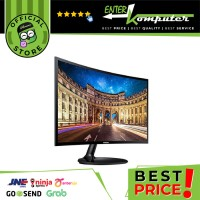 """SAMSUNG 24"""" C24F390 CURVED LED Wide Screen"""
