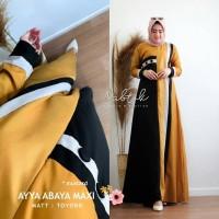 Baju Gamis Wanita Terbaru Layna Dress Baju Syari Gamis Pesta Murah