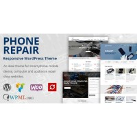 Theme Wordpress Mobile Phone Repair Services v1.9.1