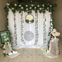 jual ekorasi pernikahan/ dekorasi photobooth / dekor murah