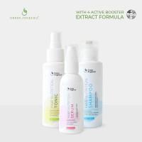 Paket Maksimal Green Angelica - Penumbuh Rambut Botak Rontok