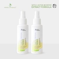 Penumbuh Rambut Terbaik 100ml - Green Angelica Hair Tonic x 2 Botol