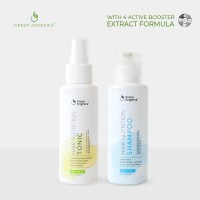Paket Combo 2 Green Angelica - Obat Rambut Botak dan Rontok