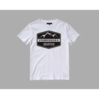 Vallenca Kaos Gunung Indonesia Mountain Putih Original