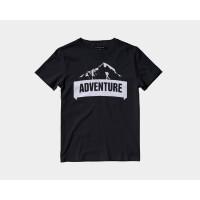 Vallenca Kaos Gunung Adventure Unik Hitam Original