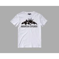 Vallenca Kaos Gunung Mountain Explorer Putih Original