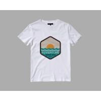 Vallenca Kaos Adventure Penikmat Senja Putih Original
