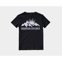 Vallenca Kaos Gunung Mountain Explorer Hitam Original