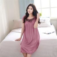 Baju daster baju tidur import hight quality warna salem