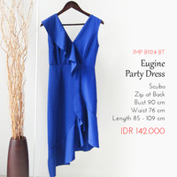 Terusan Wanita - Eugine Party Dress