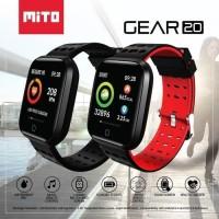 Smartwatch MITO GEAR 20 - Garansi Resmi