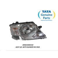 TATA MOTORS XENON RX ASSY H/L WITH BLINKER-RH RHD 289654400102