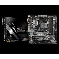 Motherboard Komputer / Laptop Asrock B450M Pro4 Murah