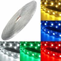 Limited LED Strip Fleksibel SMD 5050 220V 14m Anti Air untuk Outdoor