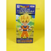 Action Figure Dragon Ball Z Son Goku SSJ WCF SUPER SAIYANS ORI