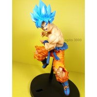 Action Figure Dragon Ball Son Goku SSGSS Tag Fighters Kamehameha ORI