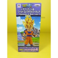 Action Figure Dragon Ball Son Goku SSJ WCF Special Episode of Boo ORI