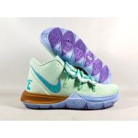 Sepatu Basket Kyrie 5 Squidward Replika Impor