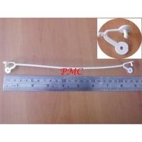 Tali Plintir untuk plastik kemas sendal( isi 50 PCS )