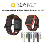 MIJOBS ARTINE Rubber Series Strap Amazfit GTS / GTR 42mm / BIP Lite