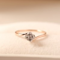 cincin berlian 03 - Ivana Jewellery