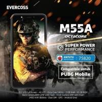 EVERCOSS M55A 2/16GB - Garansi Resmi