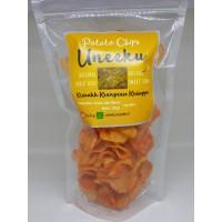 Keripik Kentang Balado Unekuu Potato Chips