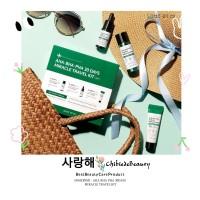 SOMEBYMI - AHA BHA PHA 30DAYS MIRACLE TRAVEL KIT Original Korea