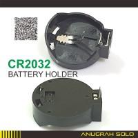 CR2032 Battery Holder Tempat Batere Kancing