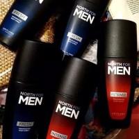 NORTH FOR MEN BODY SPRAY #34482