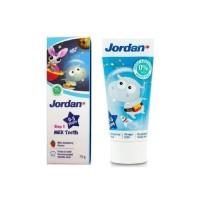 Pasta gigi anak Jordan Kids Toothpaste Step 1 (0-5years) 75g