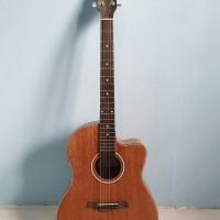 Gitar Akustik Elektrik Merk Cowboy Original Tipe GWC-39 NS Eq Tuner