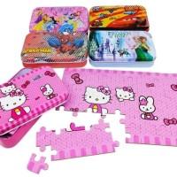 mainan edukasi puzzle karakter