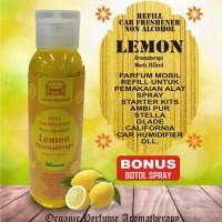 Refil Parfum Mobil Aromaterapi Aroma Lemon Nett.110ML
