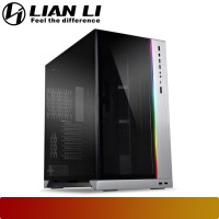 Lian Li - PC-O11 Dynamic XL ROG Certified - Silver