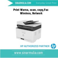 HP Color Laser MFP 179fnw Print , scan, copy,Fax,Wireless, Network