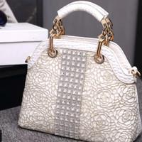 handbag White Elegant