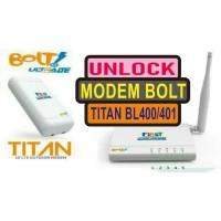 Home Router Wifi 4G Bolt Titan BL400 UNLOCK Free Perdana Smartfren
