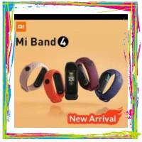 RD Paket Bundling Xiaomi Mi Band 4 ORIGINAL SMARTWATCH Replacement Str