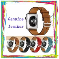 RD Strap Iwatch Kulit Leather Loop Series 1 2 3 4 Apple Watch 38mm 40m