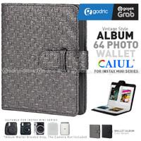 Album Braid Woven 64 Foto Fujifilm Instax Polaroid 8 9 90 SP 2R Etc