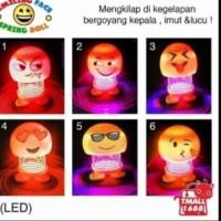 SEPRING DOLL LED / BONEKA PER LED