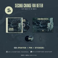 SECOND CHANGE FOR BETTER - Symptoms CD