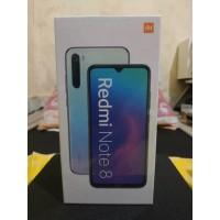 Xiaomi Redmi Note 8 Ram 4 Internal 64 Garansi Resmi