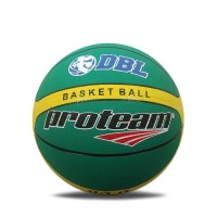 Proteam Basket Rubber SA-5 Green-Yellow